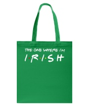 Happy St Patrick's day Tote Bag thumbnail