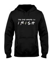 Happy St Patrick's day Hooded Sweatshirt thumbnail
