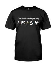 St Patrick - The one where i'm Premium Fit Mens Tee thumbnail