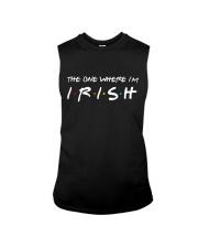 St Patrick - The one where i'm Sleeveless Tee thumbnail