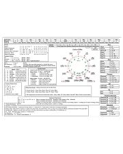 Music Theory Master Sheet Horizontal Poster tile