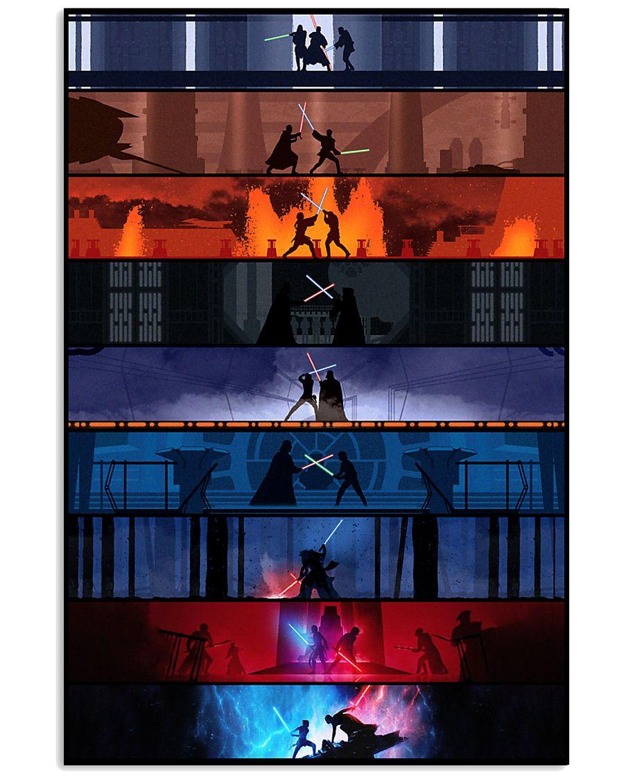 SciFi Battle 24x36 Poster