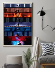 SciFi Battle 24x36 Poster lifestyle-poster-1