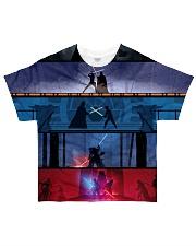 SciFi Battle All-over T-Shirt thumbnail