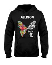 F39-Allison Hooded Sweatshirt tile