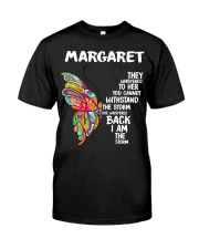 F39-Margaret Classic T-Shirt front