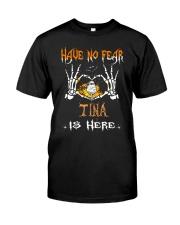 F48-Tina Classic T-Shirt front