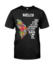 F39-Kelly Classic T-Shirt front