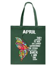F39-April Tote Bag tile