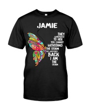 F39-Jamie Classic T-Shirt front