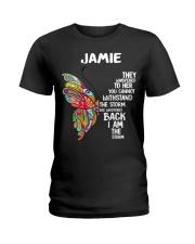F39-Jamie Ladies T-Shirt tile
