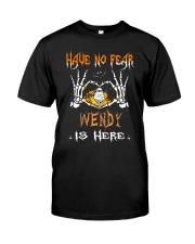 F48-Wendy Classic T-Shirt front
