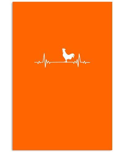 chicken heartbeat