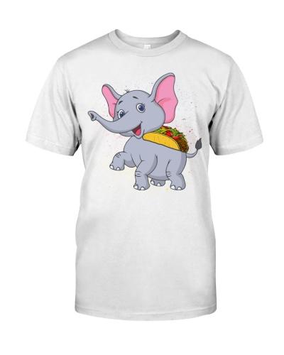 Elephant Taco Holder-