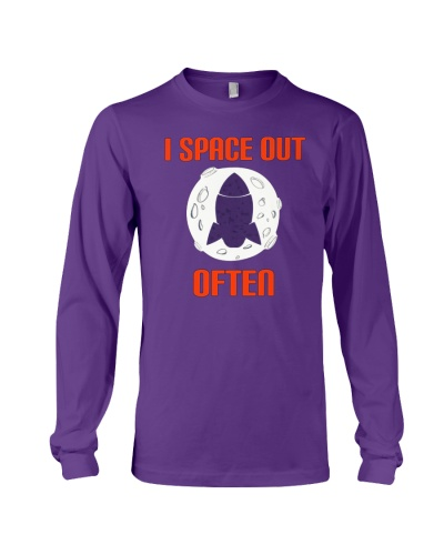 I Space Out Funny Astronomy T Shirt Gift For Astro