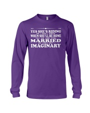 equestrian love Long Sleeve Tee front