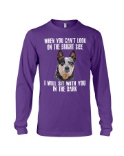 Australian Cattle Dog Heeler Long Sleeve Tee thumbnail