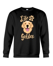 Golden Retriever Crewneck Sweatshirt thumbnail