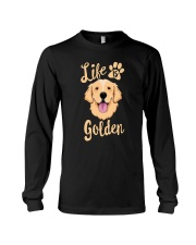 Golden Retriever Long Sleeve Tee thumbnail