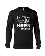 Labrador Retriever Long Sleeve Tee thumbnail