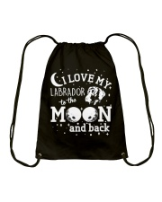 Labrador Retriever Drawstring Bag thumbnail