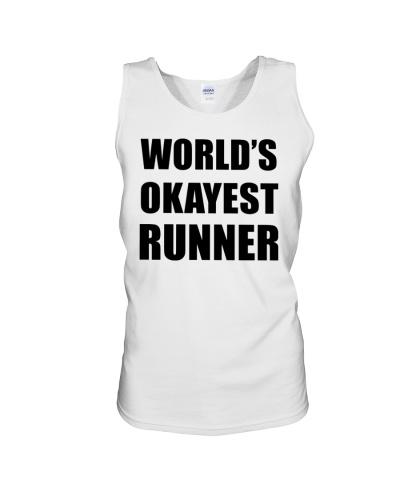 Okayest runner