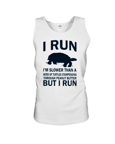 Run slower than turtle
