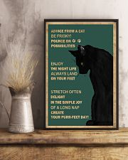 Cat Advice 24x36 Poster lifestyle-poster-3