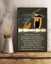 felis catus 24x36 Poster lifestyle-poster-3