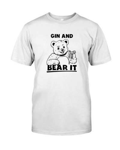 gin and beer