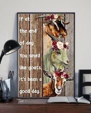smell like goats 24x36 Poster lifestyle-poster-2