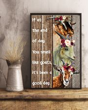smell like goats 24x36 Poster lifestyle-poster-3