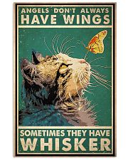 Cat Angel 24x36 Poster front