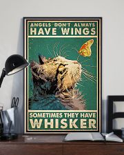 Cat Angel 24x36 Poster lifestyle-poster-2