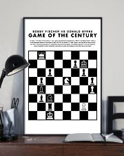 Chess Game 24x36 Poster lifestyle-poster-2