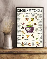 kitchen witchery 24x36 Poster lifestyle-poster-3