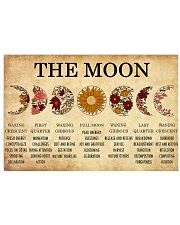 The Moon 17x11 Poster front