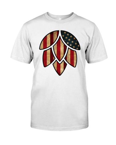 Hops US flag