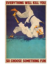 Fun Judo  24x36 Poster front