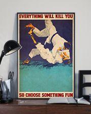 Fun Judo  24x36 Poster lifestyle-poster-2