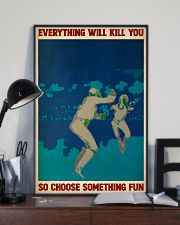 Fun Fencing 24x36 Poster lifestyle-poster-2