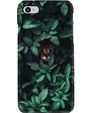 Green Little Cat Phone Case i-phone-8-case