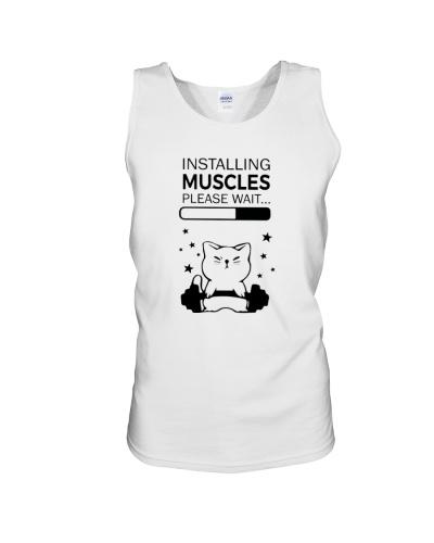 installing gym