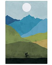 Cycling Mountain 24x36 Poster front