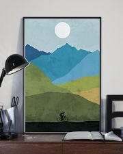 Cycling Mountain 24x36 Poster lifestyle-poster-2