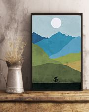 Cycling Mountain 24x36 Poster lifestyle-poster-3