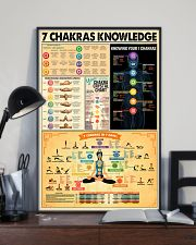 Chakras poster 24x36 Poster lifestyle-poster-2