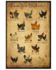 Your Chicken 24x36 Poster front