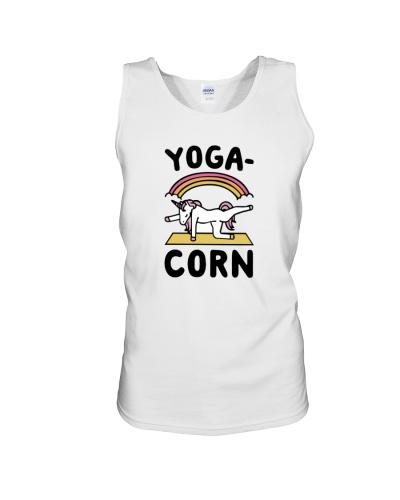 yoga corn