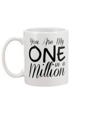 You Are My One In A Mllion Mug Mug back